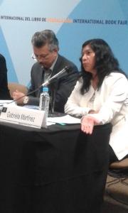 Dra. Gabriela Martínez, profesora-investigadora de la UAM-Lerma.